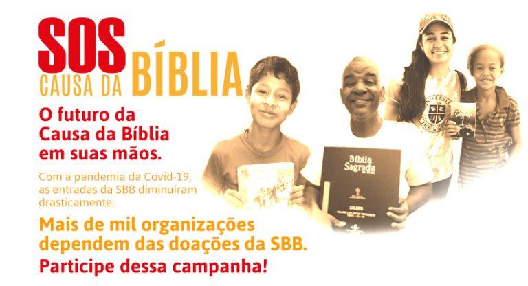 SOS Causa da Bíblia