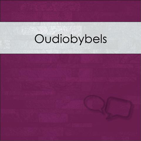Hoe kry ek toegang tot die Oudiobybels?