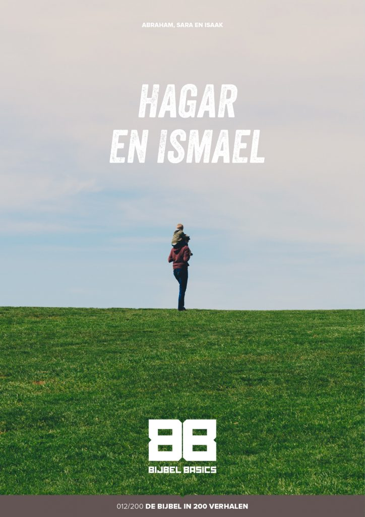 Hagar en Ismaël