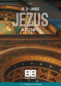 De 12-jarige Jezus in de tempel