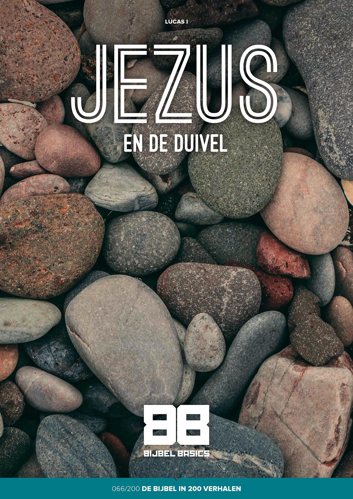 Jezus en de duivel