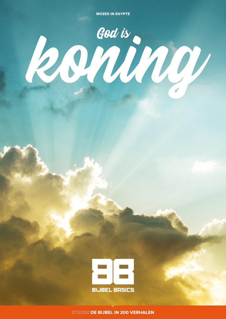 God is koning