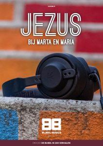 Jezus bij Marta en Maria