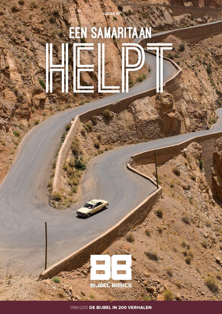 Een Samaritaan helpt