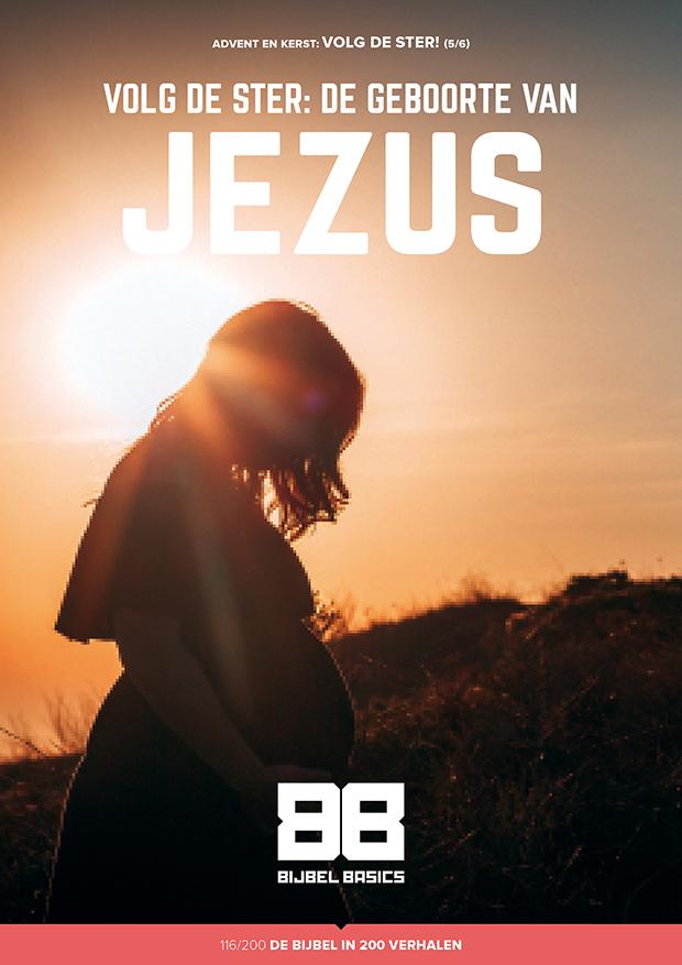 Volg de ster – De geboorte van Jezus