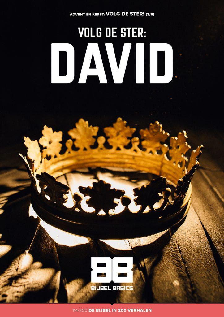 Volg de ster – David