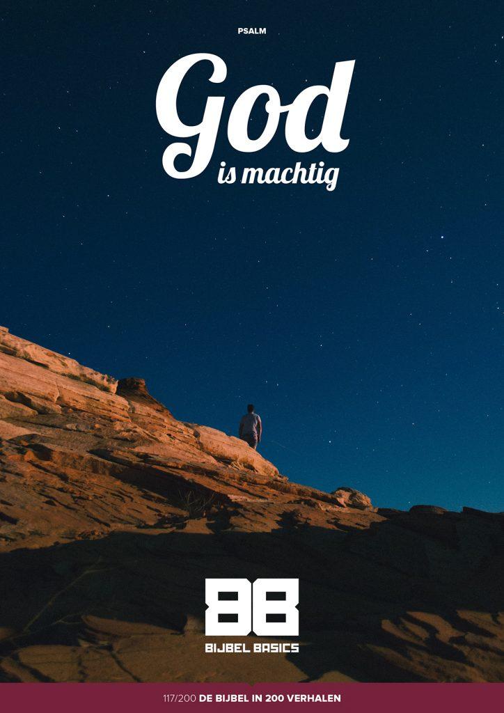God is machtig