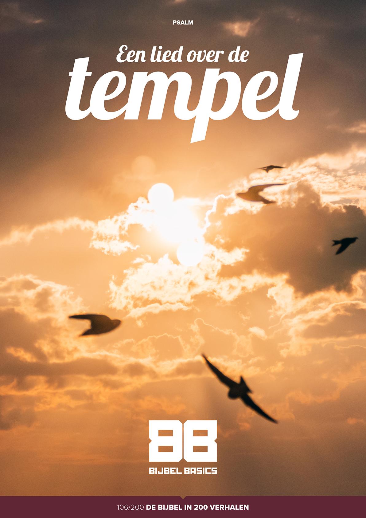 Een lied over de tempel