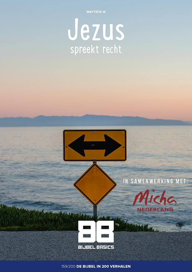 Zondag 18 oktober: Micha-Zondag