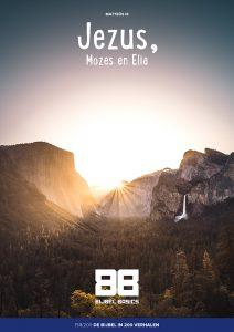 Jezus, Mozes en Elia