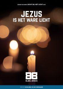 25 december: Jezus is het ware licht