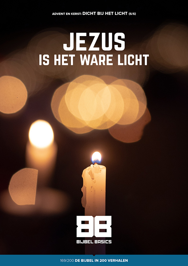 25 december: Jezus is het ware licht