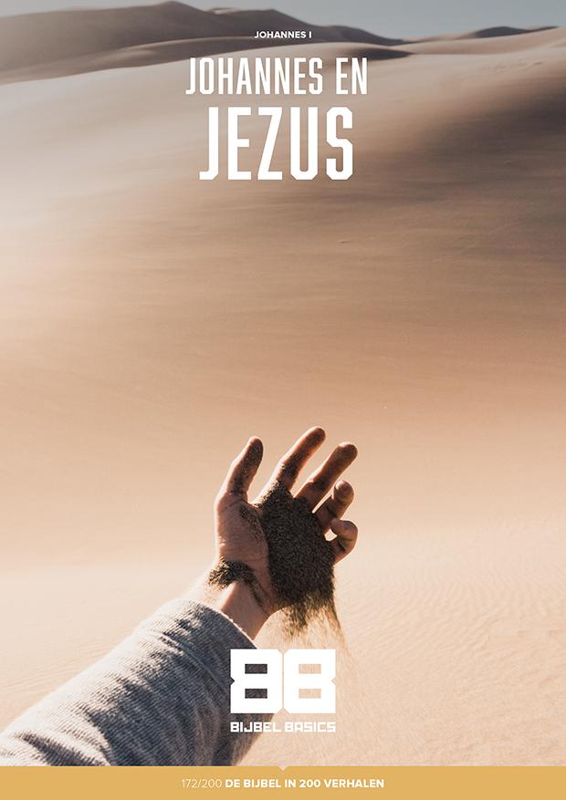 Johannes en Jezus
