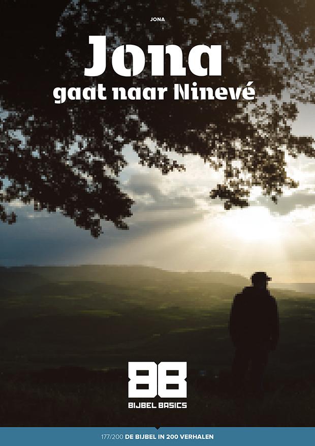 Jona gaat naar Nineve