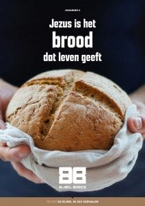Jezus is het brood dat leven geeft