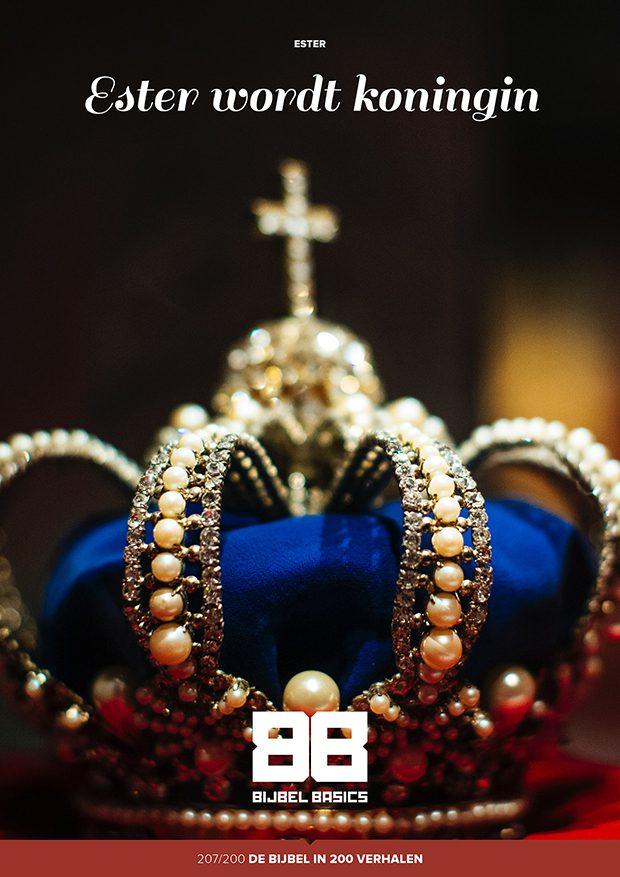 Ester wordt koningin