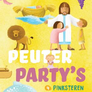 4. Peuterparty Pinksteren
