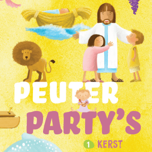 1. Peuterparty Kerst