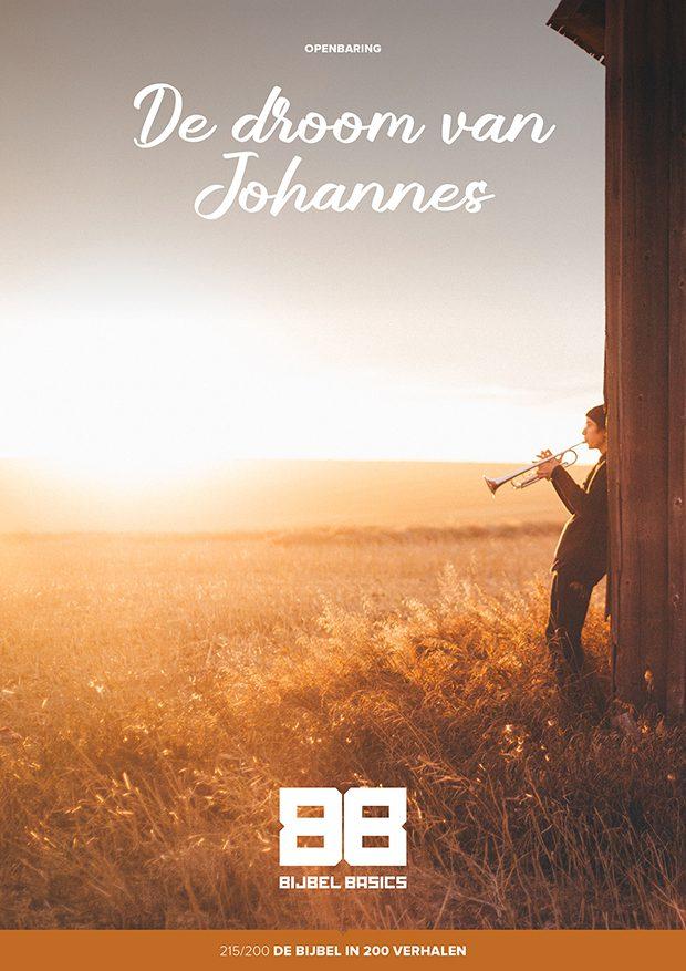 De droom van Johannes – beschikbaar vanaf 18 oktober